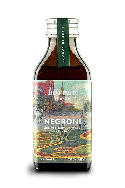 pre made negroni