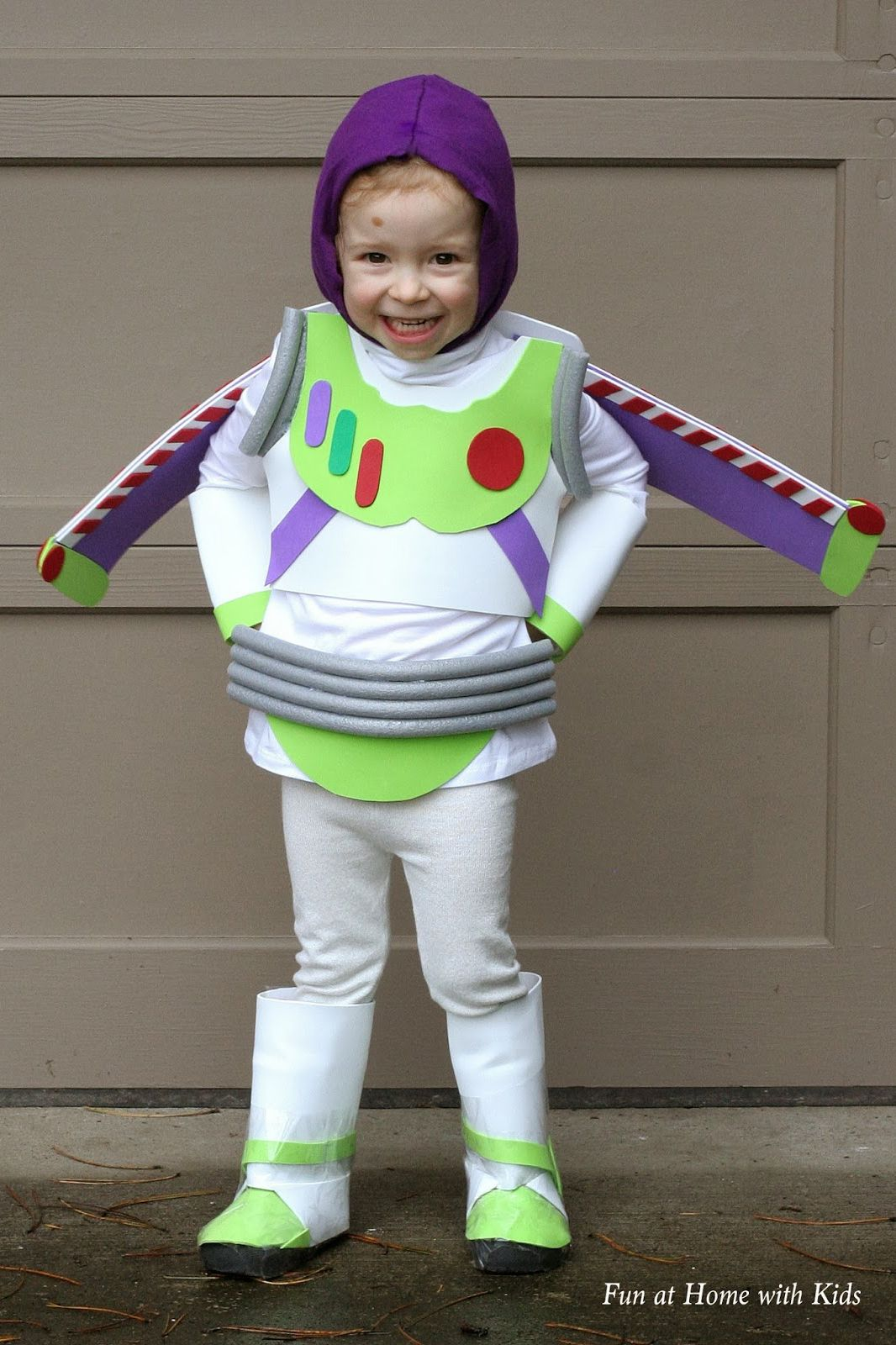 15 diy halloween costume ideas for kids - cheap homemade costumes