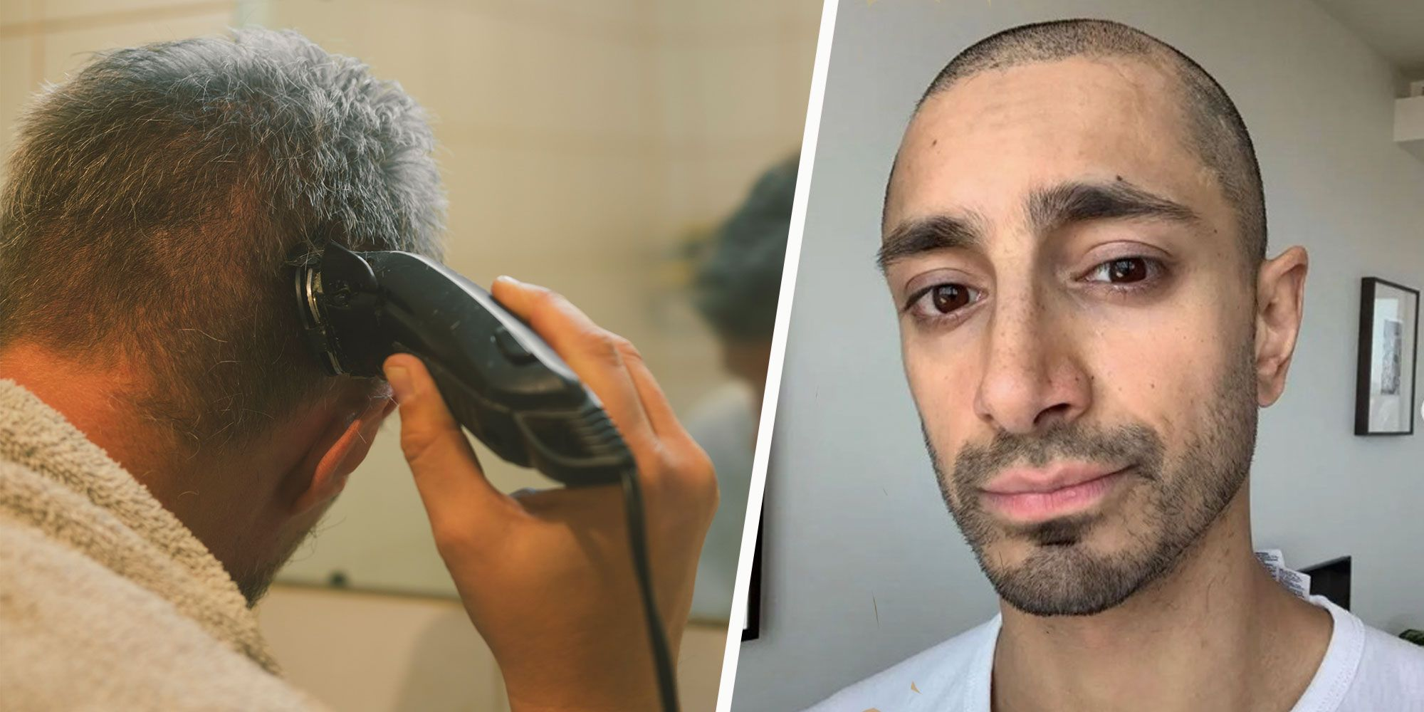 A Top Barber Shares His 5-step Guide to Giving Yourself a Buzzcut at Home