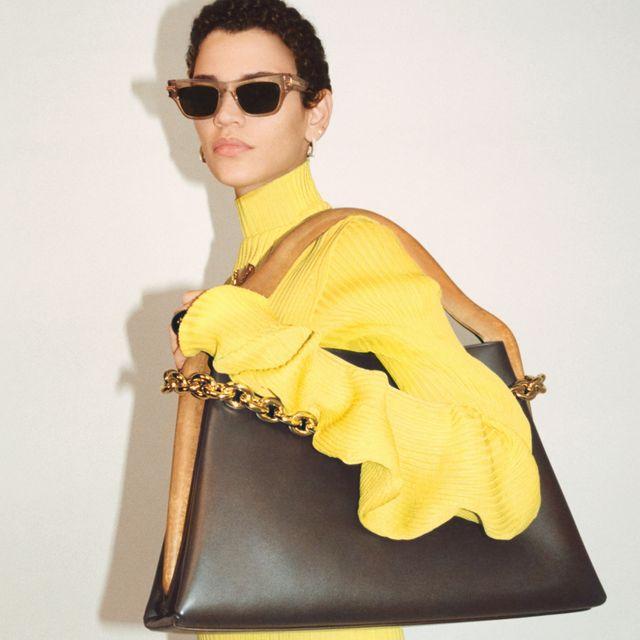 bottega veneta wardrobe 02系列發布!全新編織包、電話線圈跟鞋時髦狙擊色票控