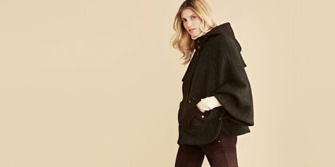 Standing, Clothing, Shoulder, Leg, Outerwear, Fashion, Joint, Photography, Photo shoot, Neck,