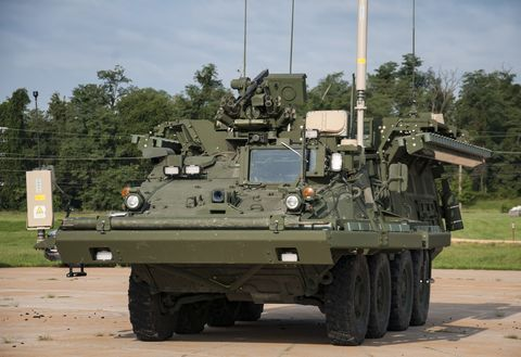 Military vehicle, Combat vehicle, Military, Armored car, Vehicle, Mode of transport, Tank, Armored car, Motor vehicle, Self-propelled artillery,