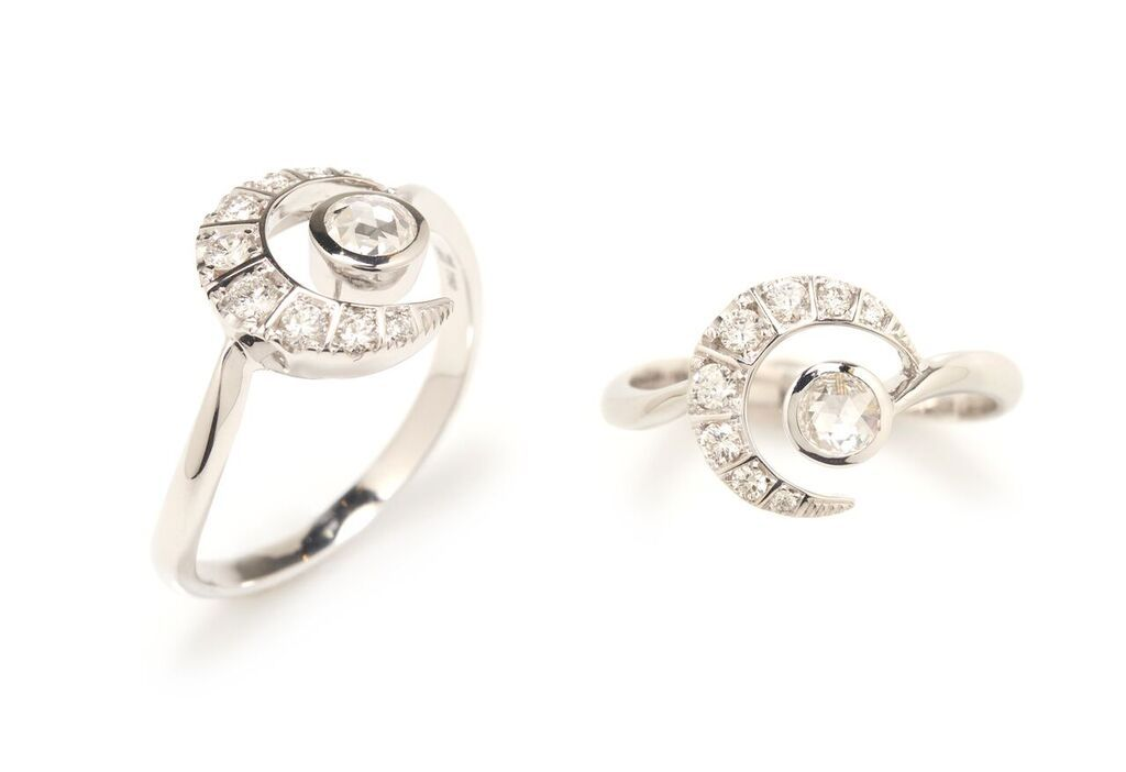 3d714e58c 78 Alternative and Non-Diamond Engagement Rings - Unusual Engagement Rings