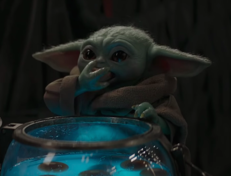There Might Actually a Perfectly Good Reason Why Baby Yoda Kept Eating Those Eggs on <em>The Mandalorian</em>