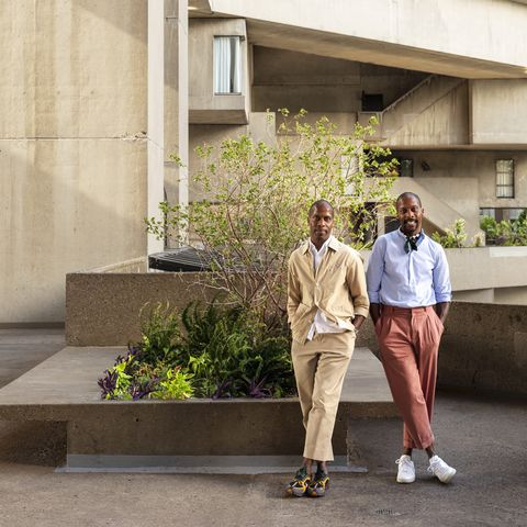 byron and dexter peart goodee at habitat 67 montreal