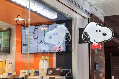 7 eleven攜手peanuts打造「snoopy史努比 聯名店」