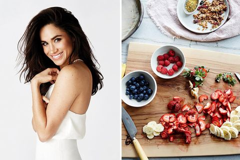 Meghan Markle,梅根馬克爾,英國王妃,健身,飲食控制,皇室婚禮