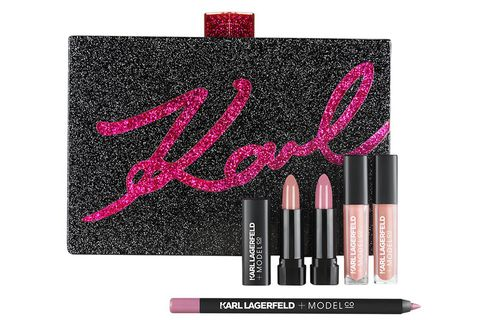 Karl Lagerfeld卡爾拉格斐,老佛爺, ModelCo,限量彩妝