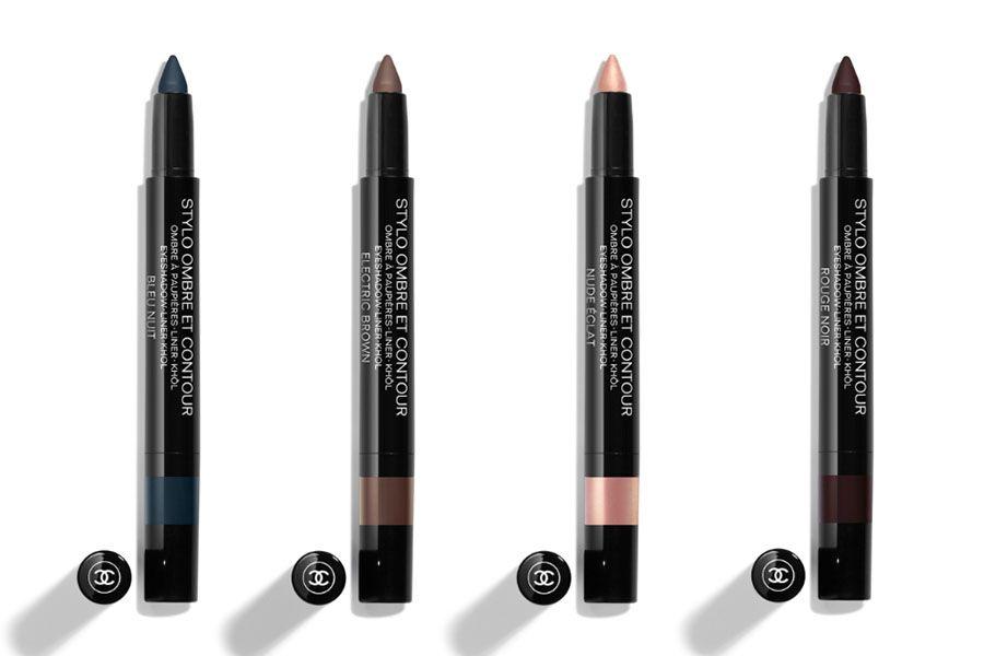 Chanel香奈兒,2018眼妝系列, 持久恆彩眼影底膏, 亮采立體眼彩筆, 限量四色眼影盤, 單色恆采眼影, 持久眼影霜, 訂製完美睫毛膏,beauty