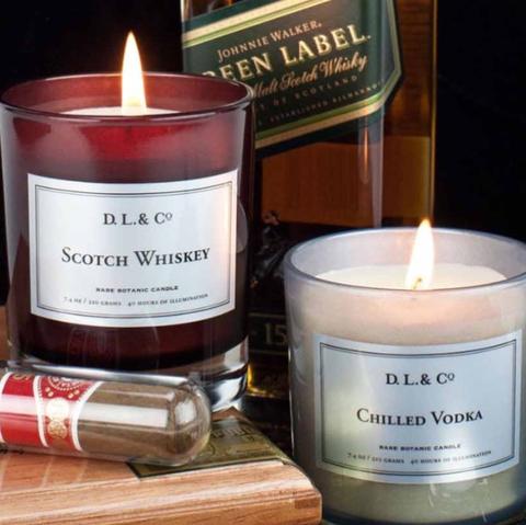 DL & CO, 香氛蠟燭, 香氛, 男性, 居家, 香氛控, 蠟燭, 香氛蠟燭推薦, ELLE Shop, 威士忌, 特調, 情人節, 禮物, 情人節禮物