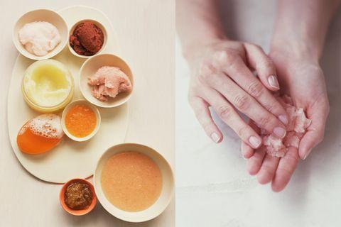 Food, Skin, Beauty, Hand, Dish, Cuisine, Ingredient, Nail, Peach,