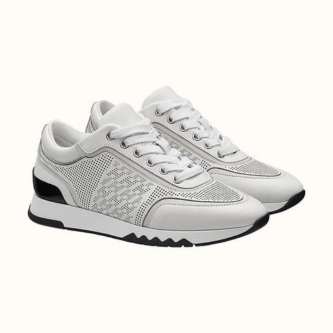 hermès caddict sneaker