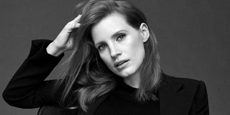 Jessica Chastain for Ralph Lauren - Life lessons interview