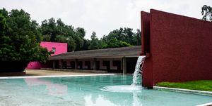 La obra del arquitecto mexicano Luis Barragán