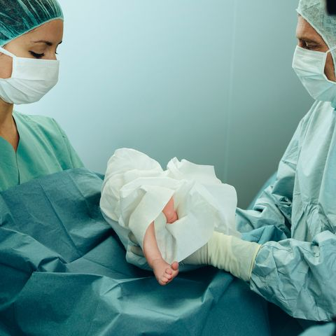6 myths about caesarean sections too many women believe