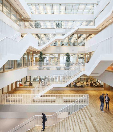 Polak Building / Paul de Ruiter Architects. Foto: Tim Van de Velde