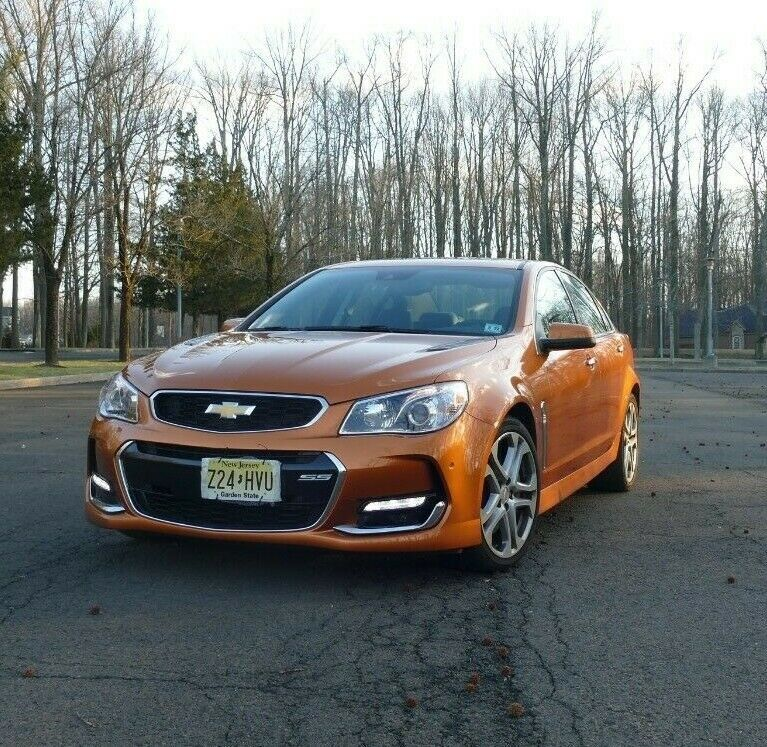 Buy This Six-Speed Chevy SS Before It Disappears Forever