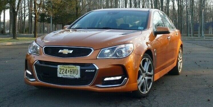 Buy This Six-Speed Chevy SS Before It Disappears Into a Collection Forever