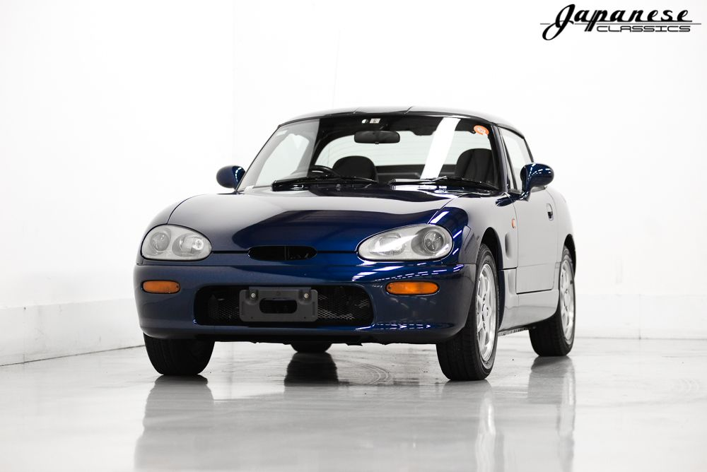 This Suzuki Cappuccino Is the Perfect Car If You Think the Miata Is too Big and Heavy