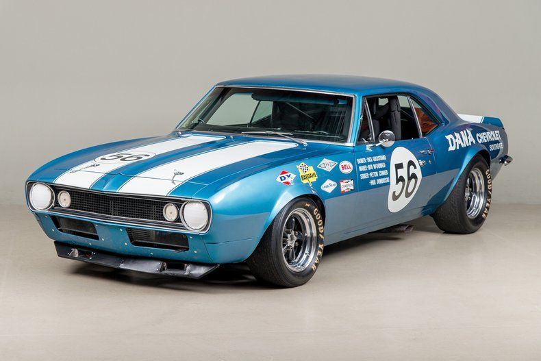 This 1967 Camaro Trans Am Car Is Vintage Muscle Taken to 11