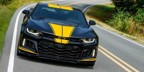 Hertz Full Size Car List 2020.Hertz Offers Modified Camaro Zl1 And Camaro Ss To Rent
