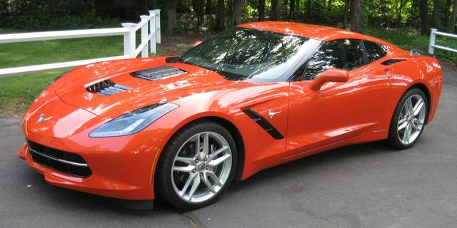corvette callaway