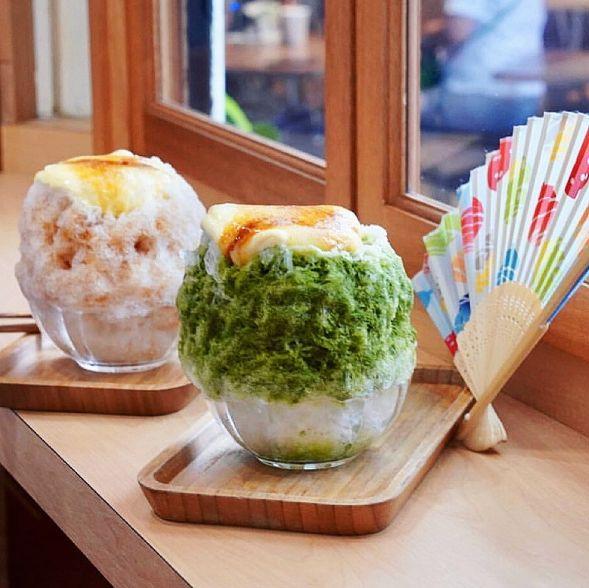 台北質感冰店必吃推薦!日式刨冰、創意雪花冰、彩色粉粿冰等消暑聖品,夏天就是要大口吃冰
