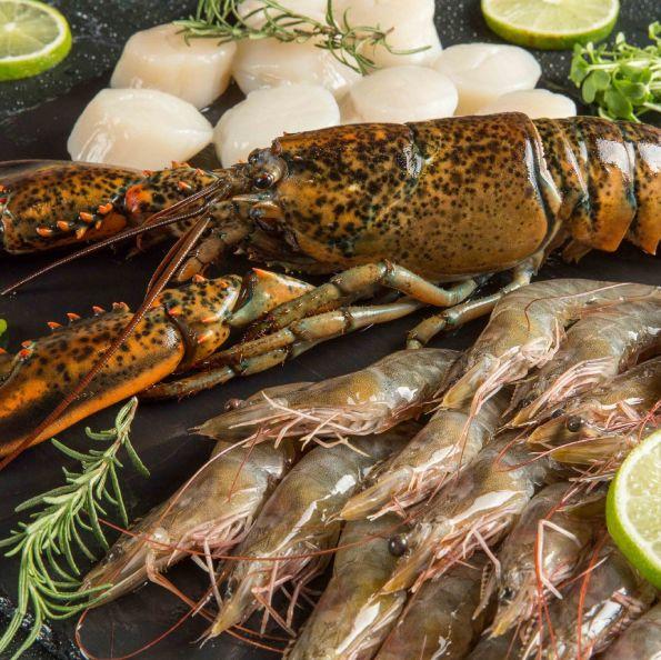 中秋烤肉也能解膩無負擔!pinkoi精選烤肉食材「特級水產波士頓龍蝦、新鮮蔬菜箱」清爽大口吃