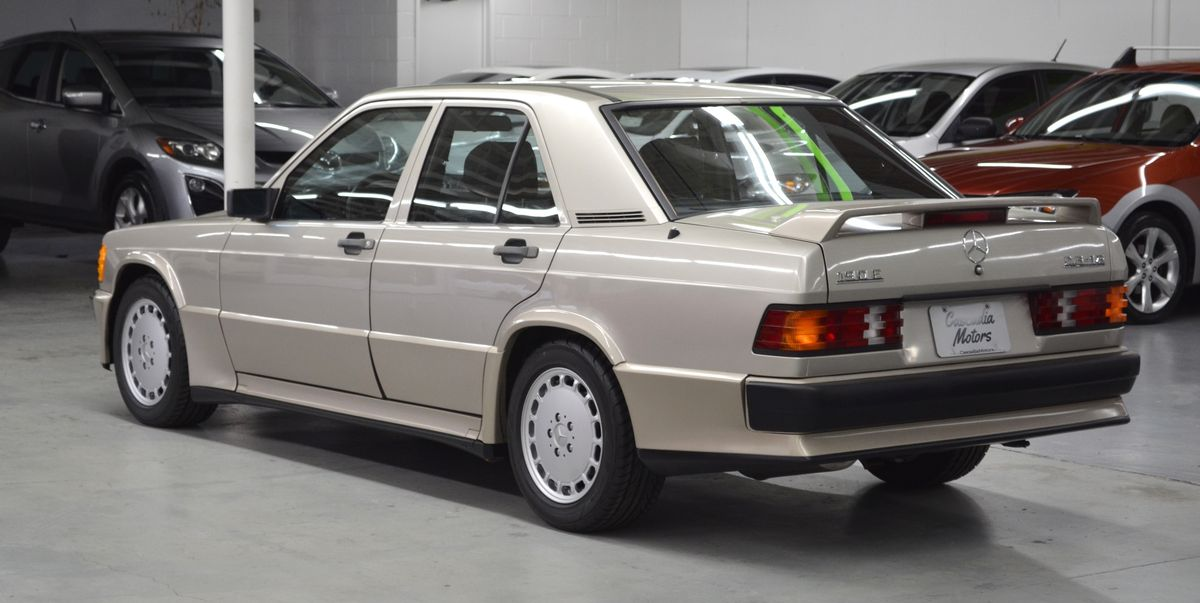 1986 Mercedes Benz 190e 2 3 16 Cosworth For Sale On Ebay