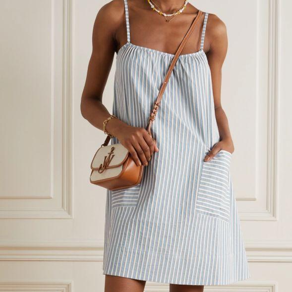 net a porter推出居家服、睡衣精選特輯!20款舒適涼感背心、細肩帶睡裙及套裝推薦