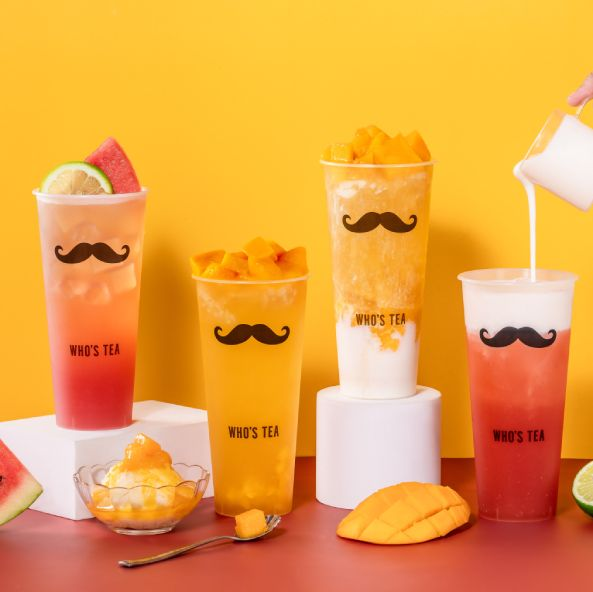 鬍子茶夏季限定超人氣水果系飲料回歸!西瓜檸檬青、雪霜芒果爽等沁涼消暑手搖飲令人讚不絕口