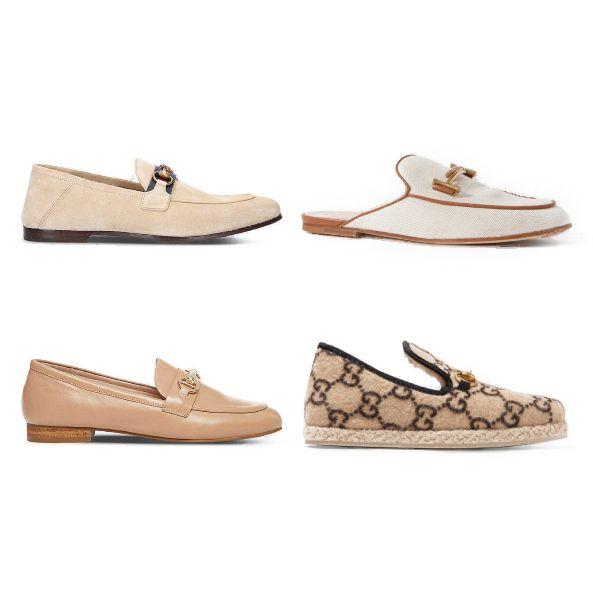 集優雅、時尚於一身的奶油杏白「樂福鞋」推薦!精選15款麂皮、編織、素面皮革等樂福鞋款