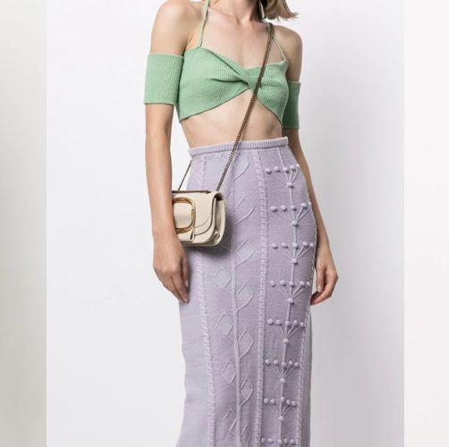 顯瘦修身「針織裙」穿搭提案!精選20款氣質滿分、四季百搭針織長裙推薦