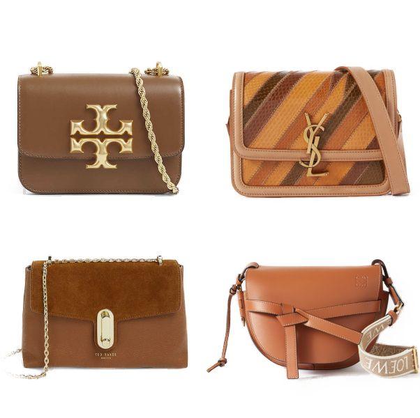 一秒增加好感度「大地棕色小包」推薦!精選15款最溫柔的咖啡色系包包,輕鬆留下好印象