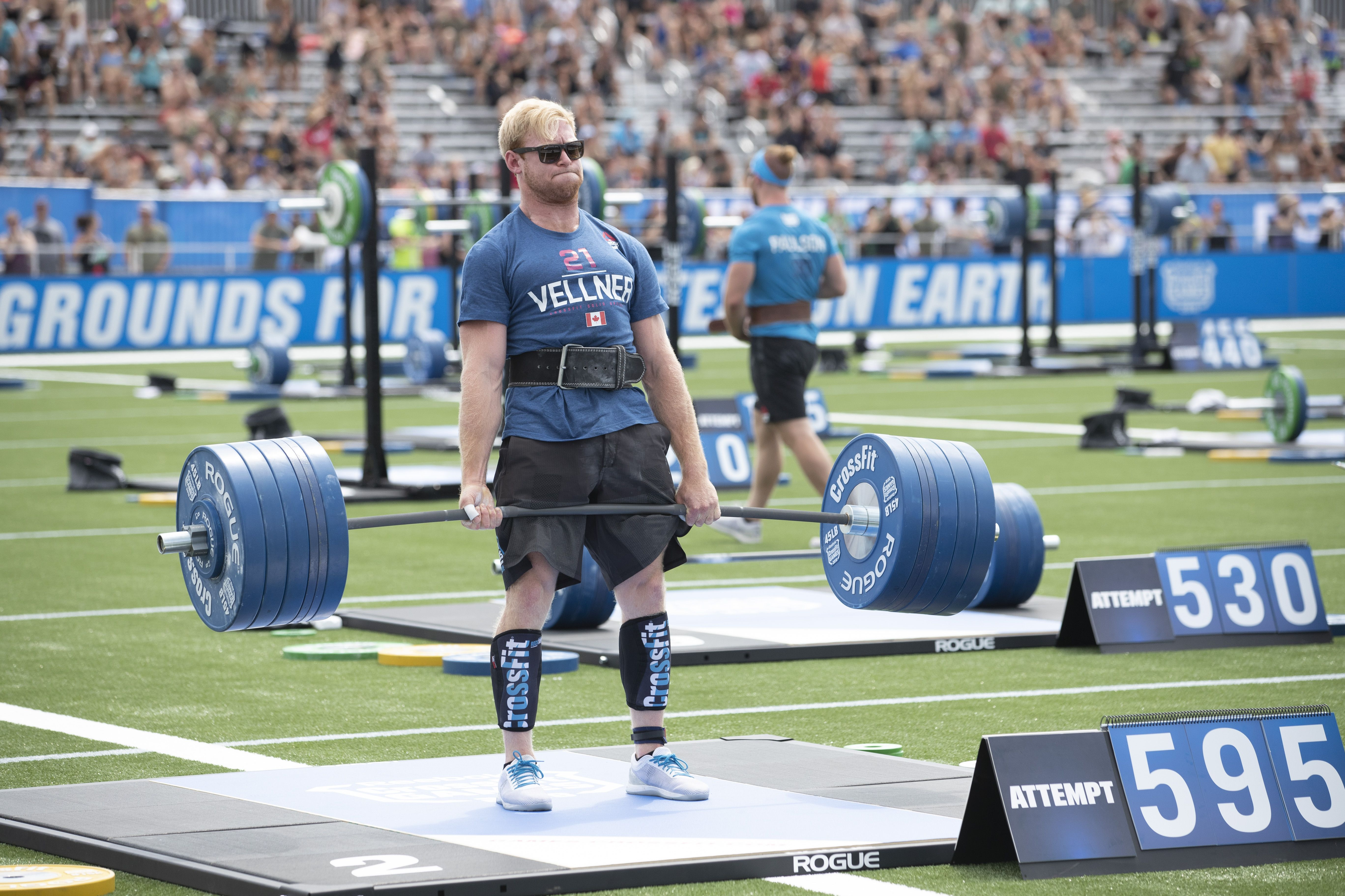 5 Tips For Max Strength From One of CrossFit's Strongest Men