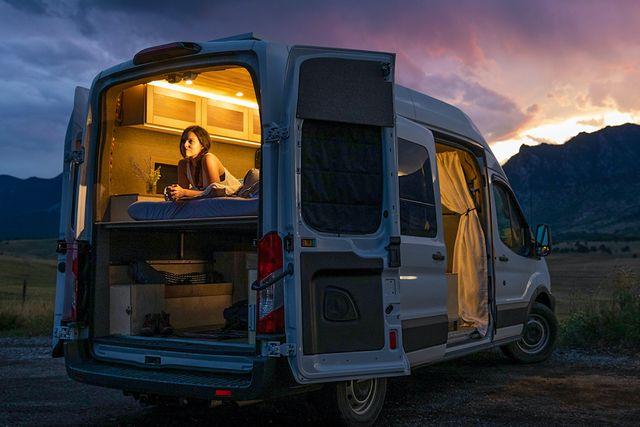 omaze camper van vansmith