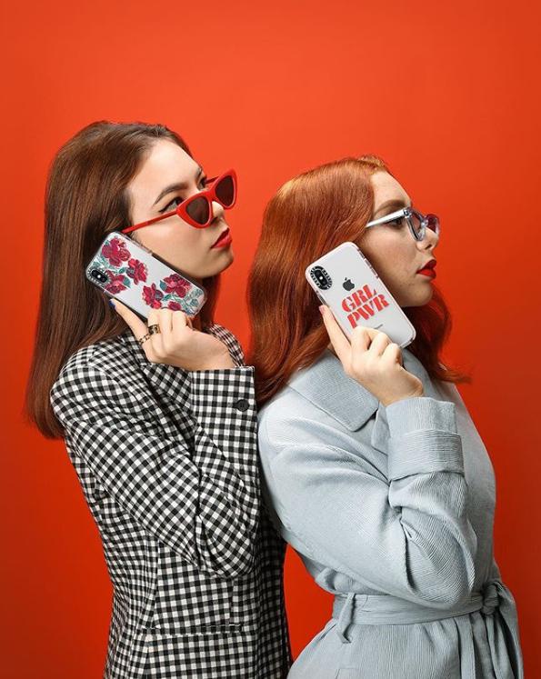 Casetify, 手機殼, iphone, iPhone X, iphone XR, 手機殼推薦, 耐摔, ELLE SHOP, 甜美, 夢幻, 可愛, 網紅