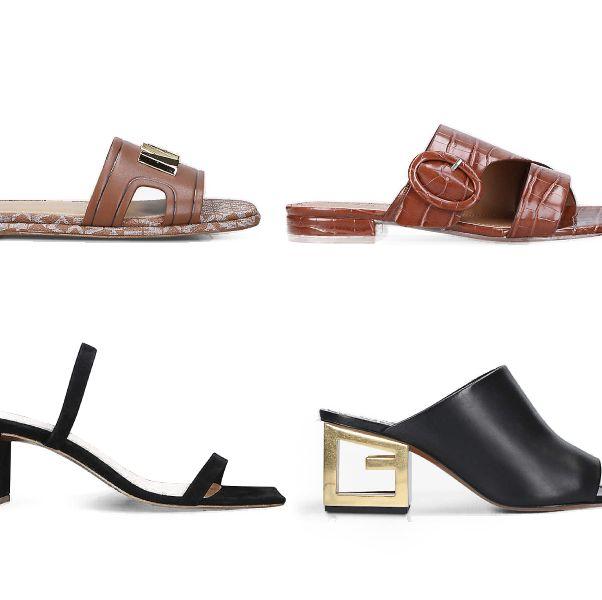 selfridges祭出「鞋款7折」年中促銷!loewe等眾多品牌精選20款低跟、平底涼拖鞋推薦