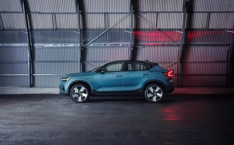 volvo c40 re charge