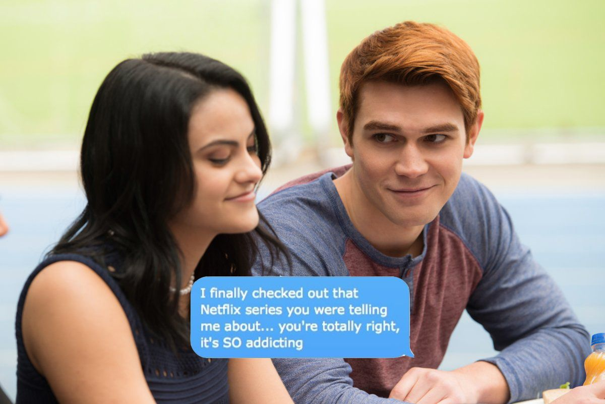 MABEL: Flirting text messages to send to guy