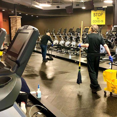 crisis en el sector del fitness ¿cómo afecta el coronavirus a los gimnasios