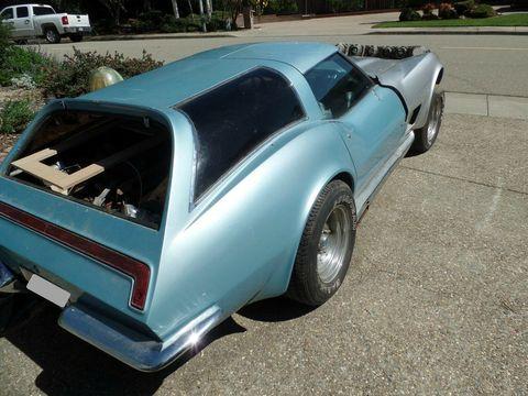 幻の「コルベット」 Corvette Wagon 写真 画像検索結果 変える