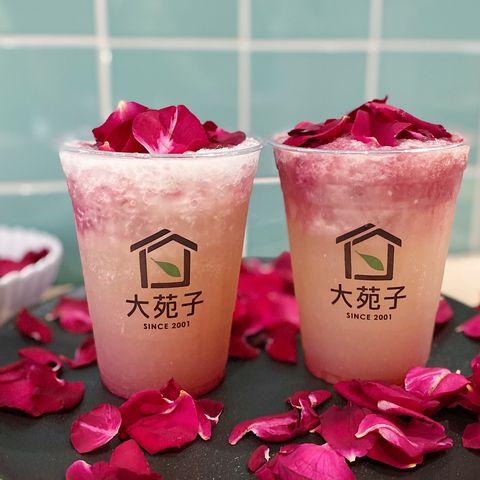 2020夏季「水果手搖飲」新品推薦!18顆櫻桃製成華麗冰沙、粉嫩芭樂綠茶、木瓜牛奶20通通好想喝