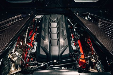 2020 C8 Corvette Mid-Engine Stingray Specs and Photos ...