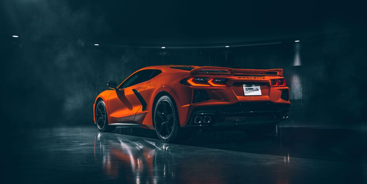 2020 Mid-Engine C8 Corvette Stingray Pricing Info
