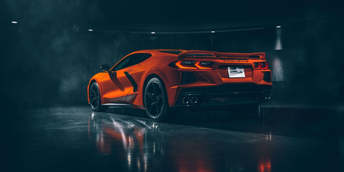 Chevrolet Releases 2020 C8 Corvette Stingray Pricing