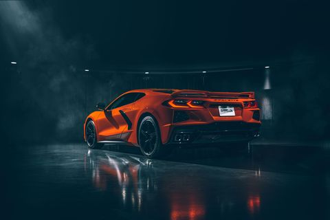 2020 Mid Engine C8 Corvette Stingray Pricing Info