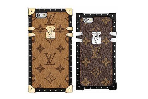59bc26380d401 Louis Vuitton Eye -Trunk For iPhone 7 - price on application Enquire. Louis  Vuitton Phone Case .