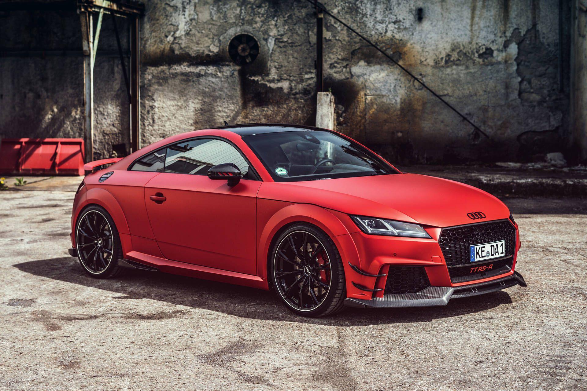 2020 Audi Tt Rs Pricing