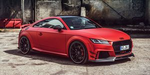 Audi TT RS ABT